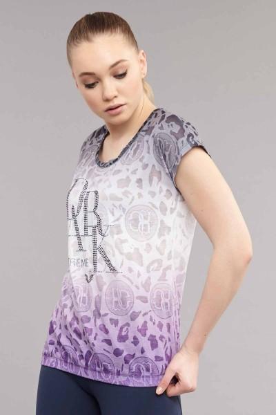 BİLCEE - Bilcee Kadın Pamuk/Poly T-Shirt ES-4222