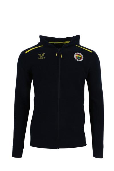 BİLCEE - Fenerbahçe Voleybol Lacivert Polar Sweatshirt FB-0027