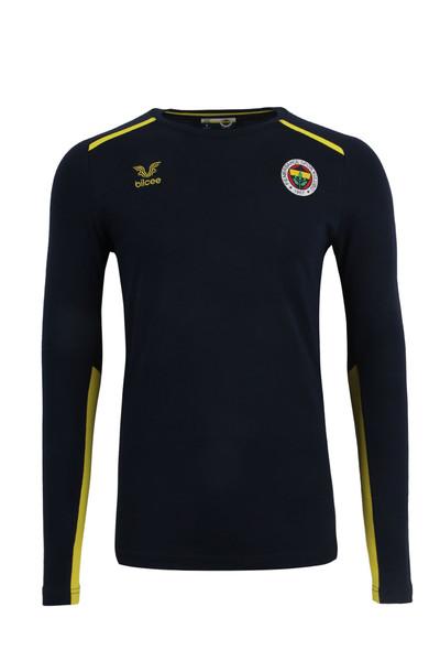 BİLCEE - Fenerbahçe Voleybol Lacivert UK Antrenman T-shirt FB-0033