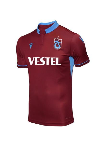 BİLCEE - Trabzonspor Bordo Çocuk Forma TS-6195 (1)
