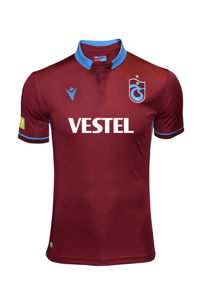 BİLCEE - Trabzonspor Bordo Çocuk Forma TS-6195
