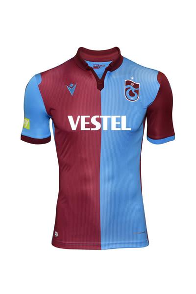 BİLCEE - Trabzonspor Parçalı Çocuk Forma TS-6197