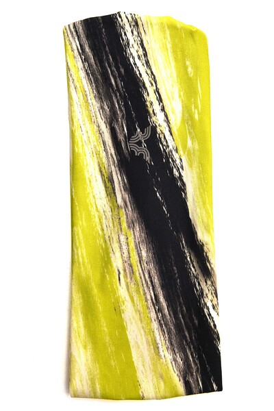 BİLCEE - Bilcee Sarı Saç Bandı CB-0764