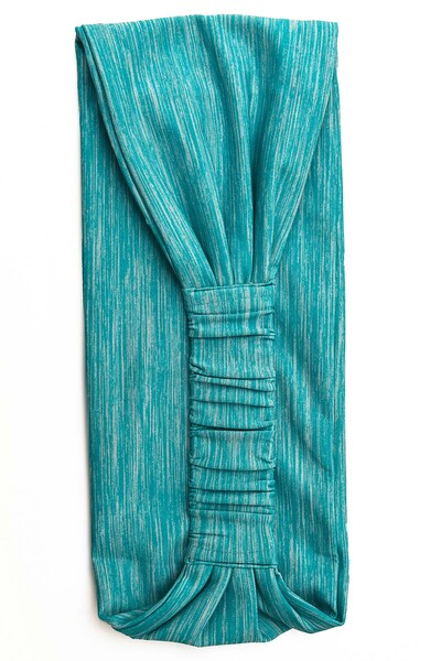 BİLCEE - Bilcee Mavi Saç Bandı CB-0764 (1)