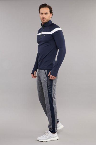 BİLCEE - Bilcee Lacivert Erkek Sweatshirt CS-0418