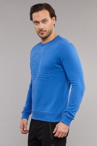 BİLCEE - Bilcee Kışlık Erkek Sweatshirt CW-0464 (1)
