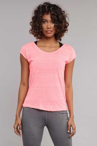 BİLCEE - Bilcee Kadın Antrenman T-Shirt CW-9130