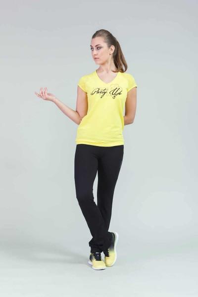 BİLCEE - Bilcee Kadın Antrenman T-Shirt CW-9133 (1)