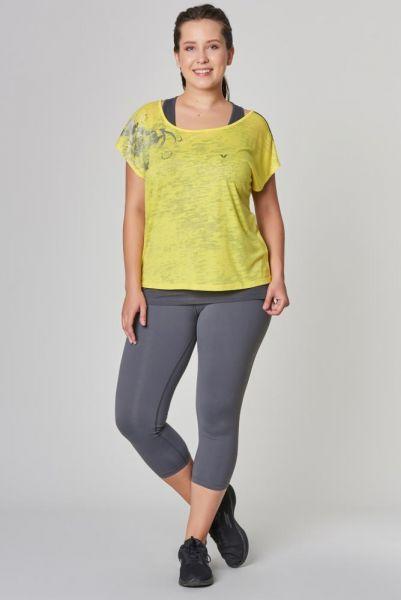 BİLCEE - Bilcee Büyük Beden Kadın T-Shirt CW-9134 (1)