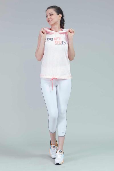 BİLCEE - Bilcee Kadın Antrenman T-Shirt CW-9144 (1)