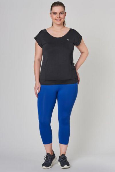 BİLCEE - Bilcee Büyük Beden Kadın Antrenman T-Shirt CW-9145 (1)
