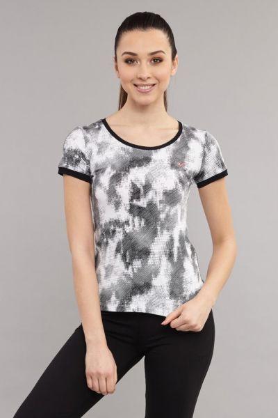 BİLCEE - Bilcee Pamuklu Kadın T-Shirt DS-1898 (1)