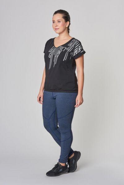 BİLCEE - Bilcee Büyük Beden Kadın T-Shirt DS-2131 (1)