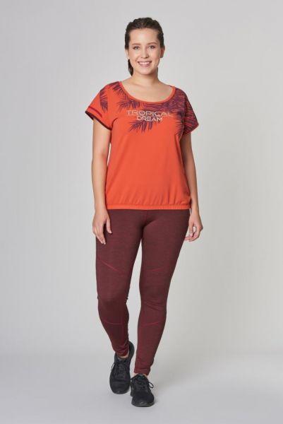 BİLCEE - Büyük Beden Kadın Pamuklu T-Shirt DW-2133 (1)