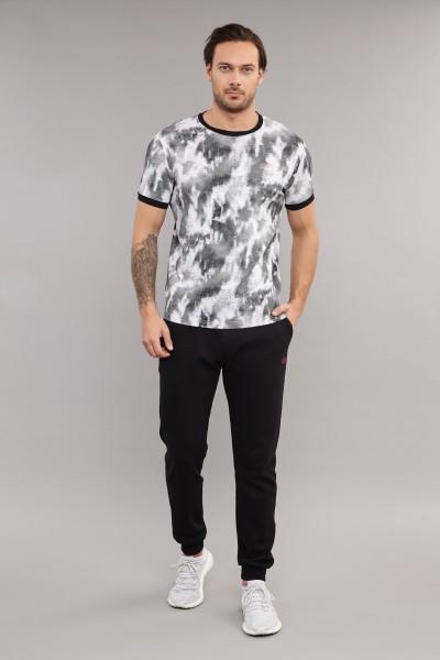 BİLCEE - Bilcee Pamuklu Erkek T-Shirt DS-1207 (1)