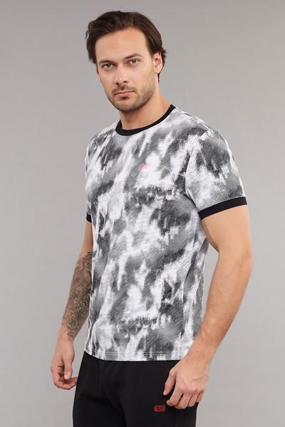 BİLCEE - Bilcee Pamuklu Erkek T-Shirt DS-1207