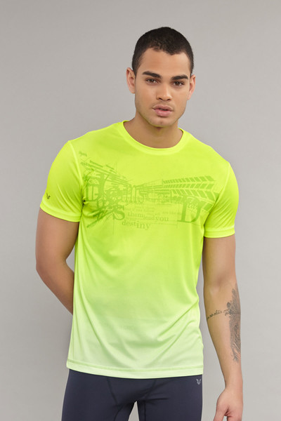 BİLCEE - Bilcee Erkek Antrenman T-Shirt DS-1310