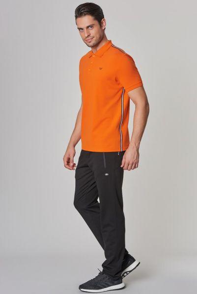 BİLCEE - Bilcee Erkek Polo Yaka Likralı Pamuklu T-Shirt DS-1339 (1)