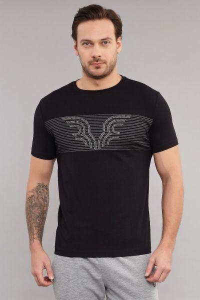 BİLCEE - Bilcee Pamuklu Erkek T-Shirt DS-1366