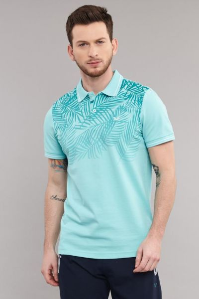 BİLCEE - Bilcee Erkek Polo Yaka Antrenman T-Shirt DS-2100