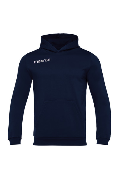MACRON - Macron Lacivert Kapüşonlu Sweatshirt 917207