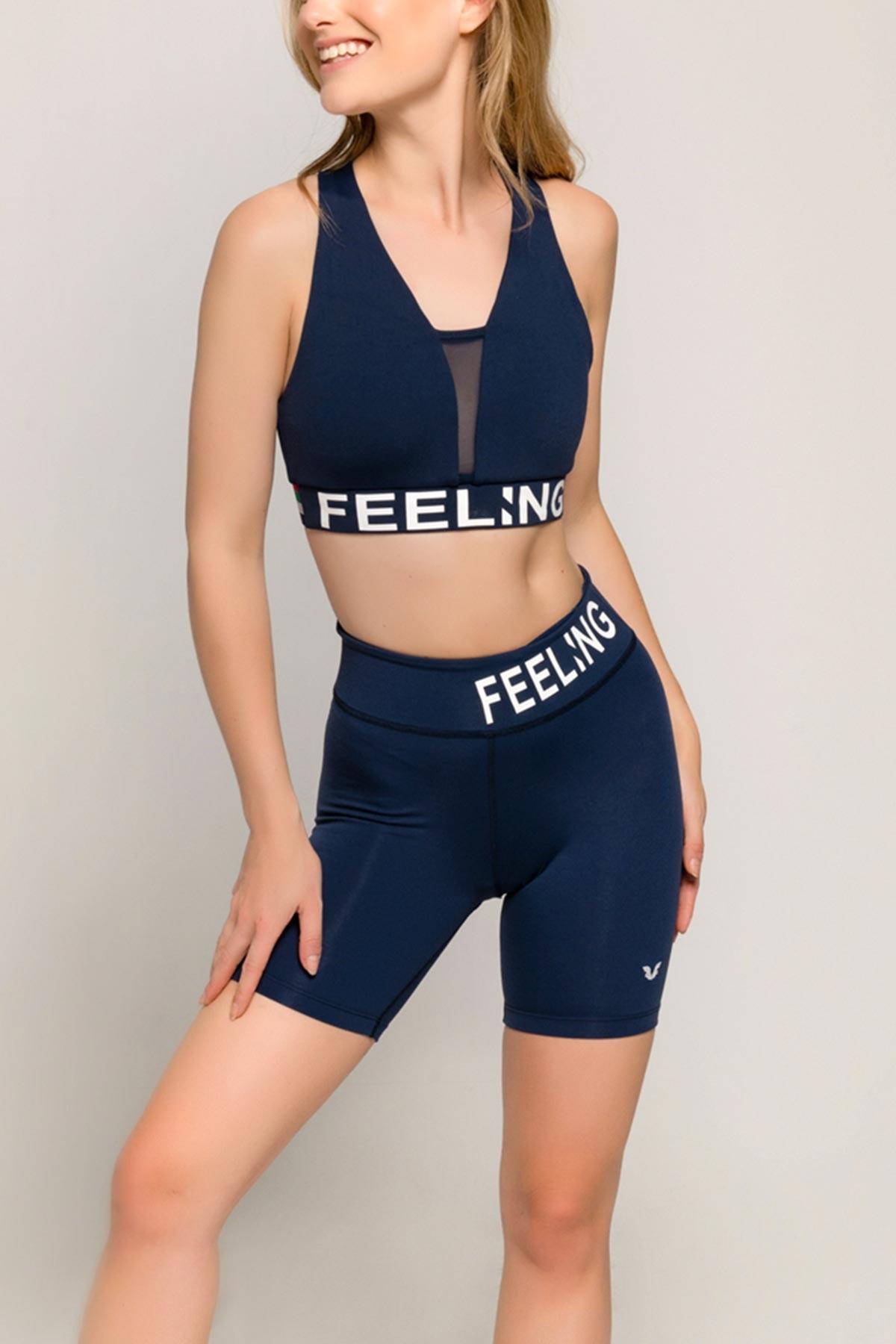 Bilcee Kadın Sporcu Taytı FS-1115