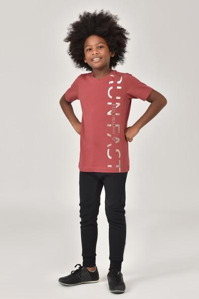BİLCEE - Bilcee Unisex Çocuk T-Shirt FW-1473