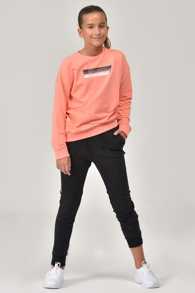 - Bilcee Unisex Çocuk Sweatshirt FW-1482 (1)