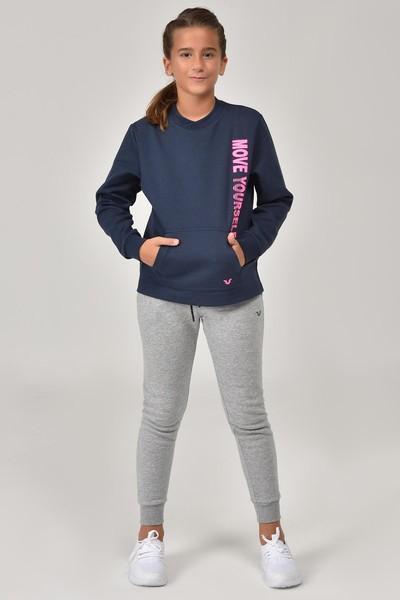 BİLCEE - Bilcee Unisex Çocuk Sweatshirt FW -1490