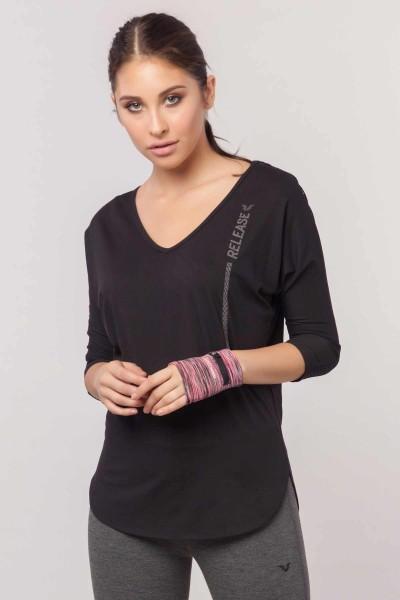 BİLCEE - Bilcee Kadın Antrenman T-Shirt EW-3004