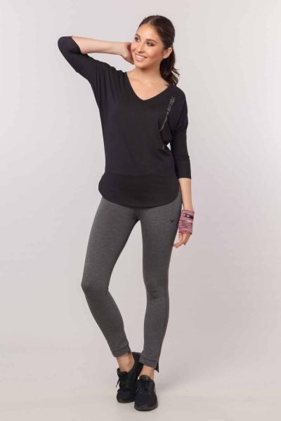 BİLCEE - Bilcee Kadın Antrenman T-Shirt EW-3004 (1)
