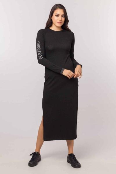 BİLCEE - Bilcee Kadın Elbise EW-3023 (1)