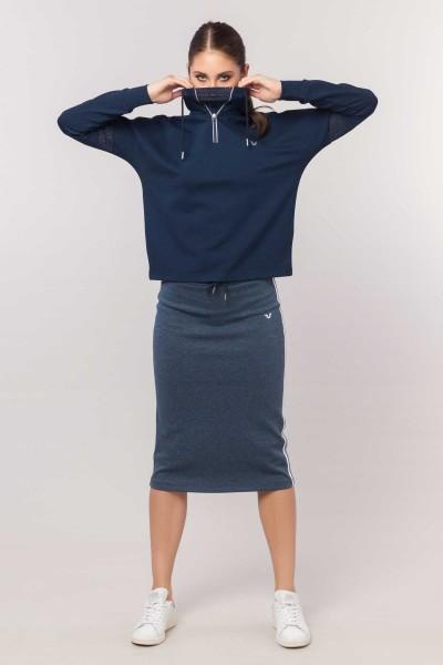 BİLCEE - Bilcee Kadın Sweatshirt EW-3067 (1)