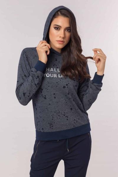 BİLCEE - Bilcee Kadın Sweatshirt EW-3072