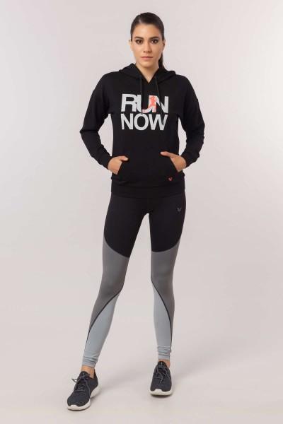 BİLCEE - Bilcee Kadın Sweatshirt EW-3100 (1)