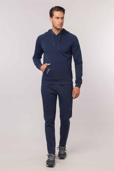 BİLCEE - Bilcee Lacivert Erkek Sweatshirt EW-3300 (1)