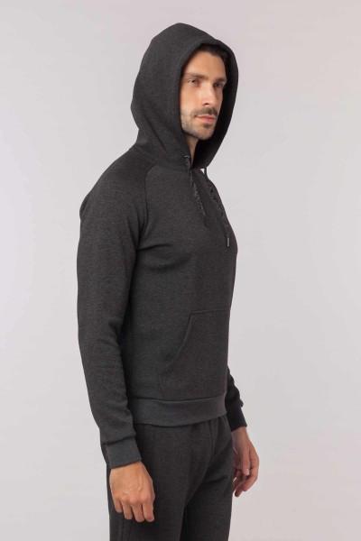 BİLCEE - Bilcee Siyah Erkek Sweatshirt EW-3300 (1)