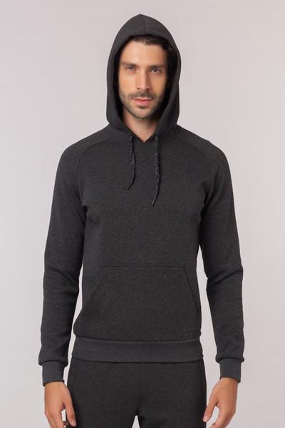 BİLCEE - Bilcee Siyah Erkek Sweatshirt EW-3300