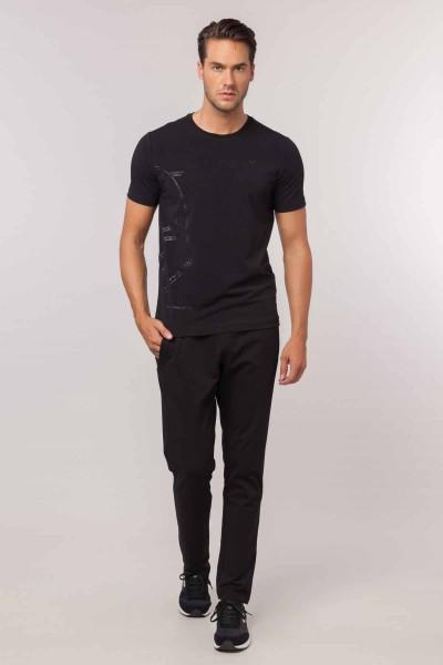 BİLCEE - Bilcee Erkek Pamuklu T-Shirt EW-3335 (1)