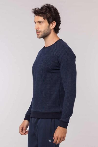BİLCEE - Bilcee Erkek Sweatshirt EW-3344 (1)