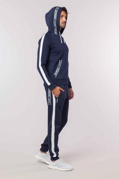 BİLCEE - Bilcee Lacivert Erkek Sweatshirt EW-6105 (1)