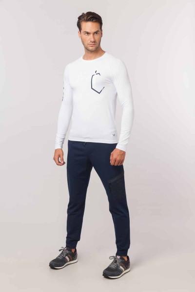 BİLCEE - Bilcee Erkek Pamuklu T-Shirt EW-6128 (1)