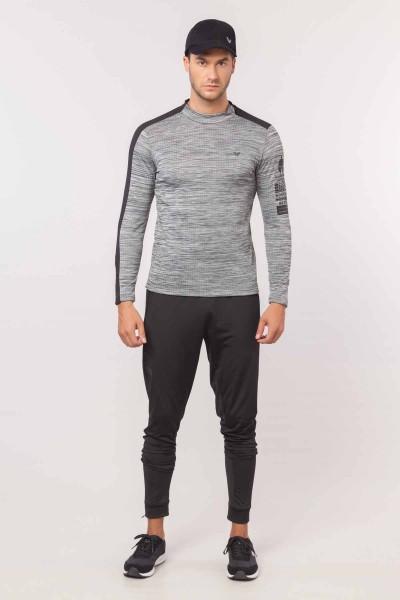 BİLCEE - Bilcee Gri Erkek Sweatshirt EW-6132 (1)