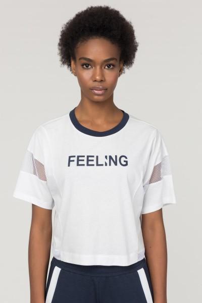 BİLCEE - Bilcee Pamuklu Kadın T-Shirt FS-1118