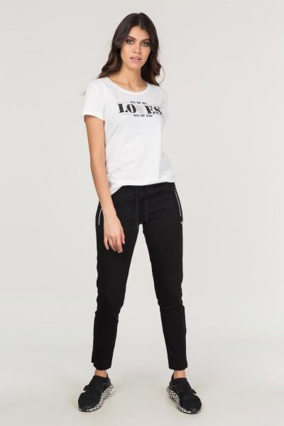 BİLCEE - Bilcee Pamuklu Kadın T-Shirt FS-1132 (1)