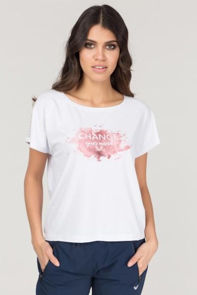BİLCEE - Bilcee Kadın Antrenman T-Shirt FS-1154