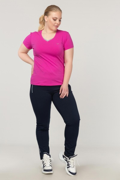 - Bilcee Büyük Beden Kadın T-Shirt FS-1171 (1)