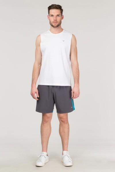 BİLCEE - Bilcee Beyaz Erkek Örme Atlet FS-1622