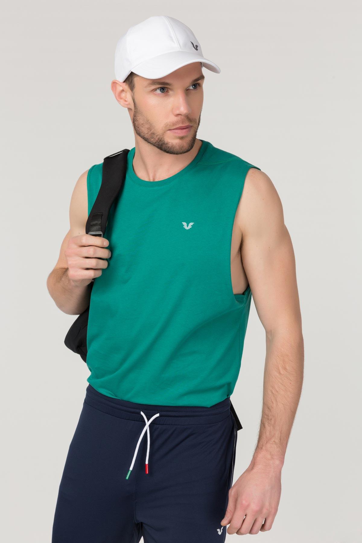 Bilcee Pamuklu Erkek Atlet FS-1622 BİLCEE