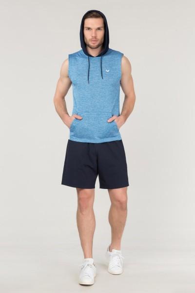 BİLCEE - Bilcee Mavi Erkek Antrenman Atlet FS-1641 (1)